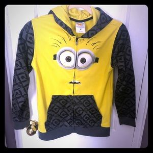 Other - Minion Hoodie from Despicable Me - child's medium